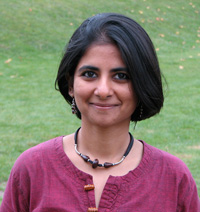 Kavita Ramanan portrait
